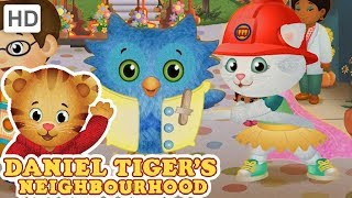 Daniel Tiger 🧚🎃🎭 Dress Up with Me! | Videos for Kids
