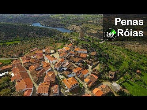 Penas Roias | Mogadouro | Bragança | Portugal