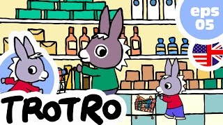 TROTRO - EP05 - Trotro goes shopping