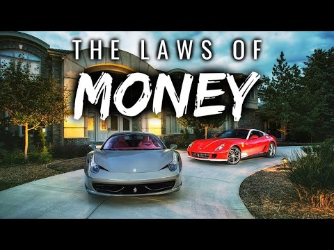 The Laws Of Money (MUST WATCH!)