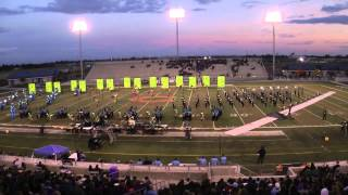 """Where the Sidewalk Ends"": Upland Highland Regiment at WBA Finals 2012"