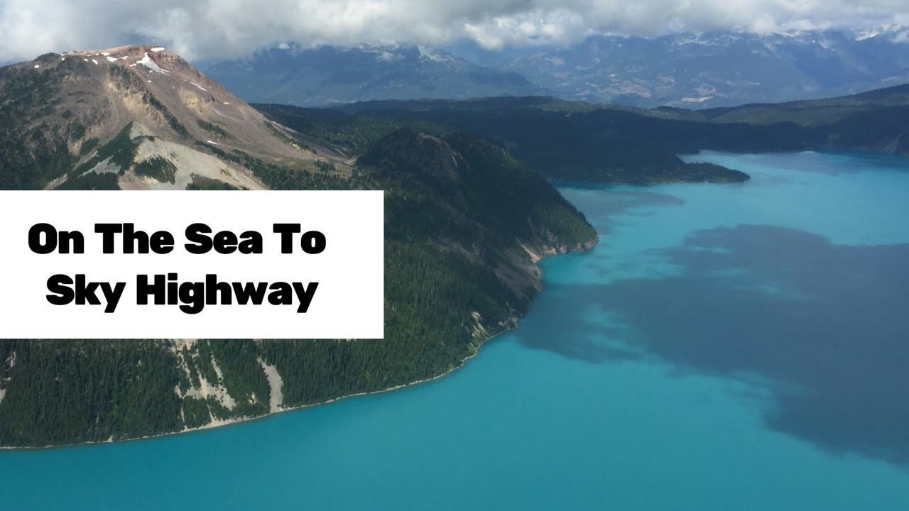gopro hero4: 15 seconds of bc on the sea to sky highway - youtube