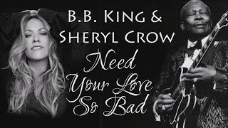 Watch Bb King Need Your Love So Bad video
