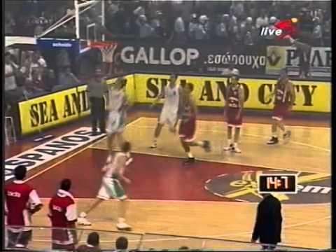 1998-99 ΟΣΦΠ-ΠΑΝΑΘΗΝΑΙΚΟΣ 53-62