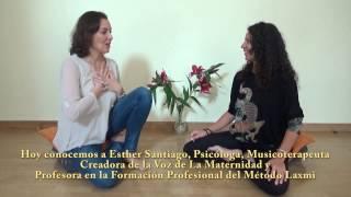 La voz en el embarazo y el parto