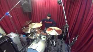 나는 주의 친구 (Friend OF God) -  Hwa ik Lee(이화익). Drum cover by Jung Bum Yoo(유중범)