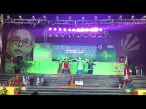 Bhangra by Lovely Professional University on One India 2018