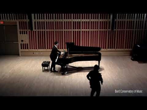 Piano Studio Recital, students of Peter Serkin
