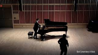 piano studio recital students of peter serkin