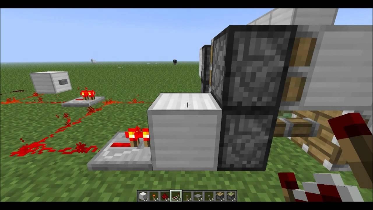 Minecraft comment faire une sale des coffre youtube - Comment faire une chambre moderne minecraft ...