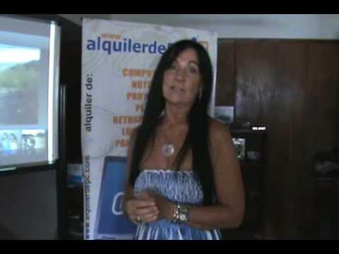 Digitaliza Pinamar, entrega de premios, Onda 2001