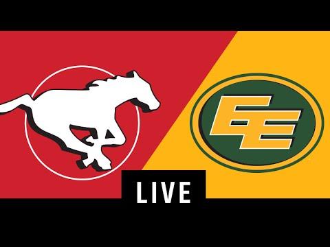 Stampeders @ Eskimos   Western Final (4:30pm ET)