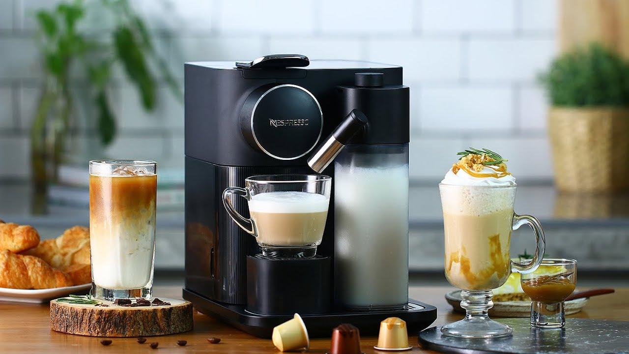 Cafe from home [เครื่องชงกาแฟ Nespresso]
