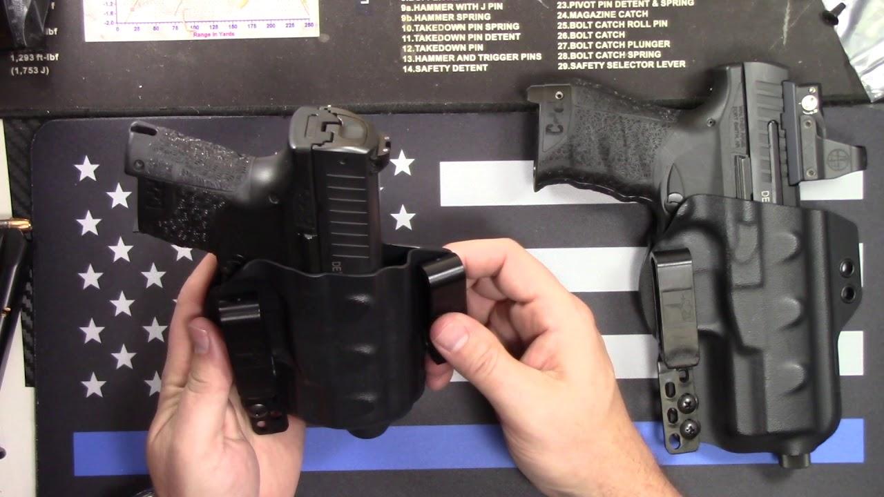 Bravo Concealment Torsion IWB Holster Review