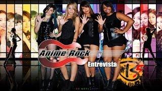 Anime Rock Entrevista Be5t - B5
