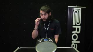 Joaquin Tlacatelpa Tutorial Handsonic Roland