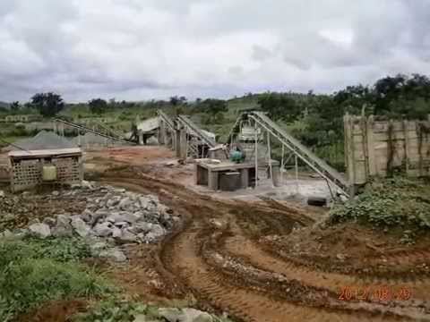Nigeria gold mine crusher, Nigeria small quarry crusher