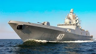 """Агрессивно проплыл фрегат """"Адмирал Горшков"""".  У ужаса есть..."""
