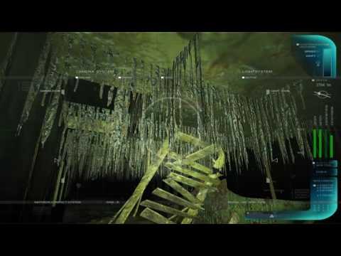 Dive to the Titanic Deck by Deck Exploration Part 2