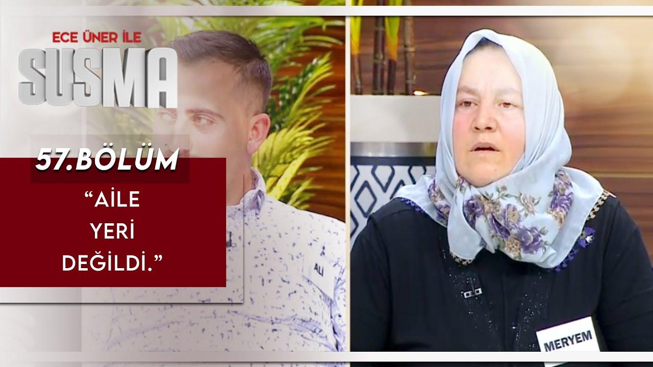 Bir Villa Hikayesi - Ece Üner ile Susma 57. Bölüm