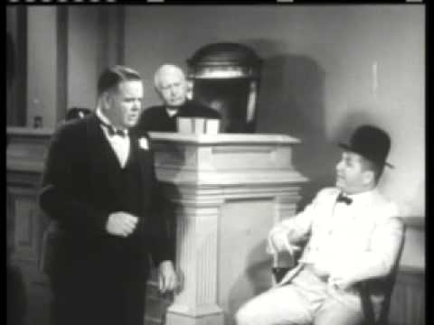 DISORDER IN THE COURT ( 1936 )
