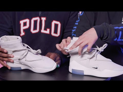 Unboxing the Nike Air Fear of God 1, Engineered Garments x Reebok Workout Plus, & More