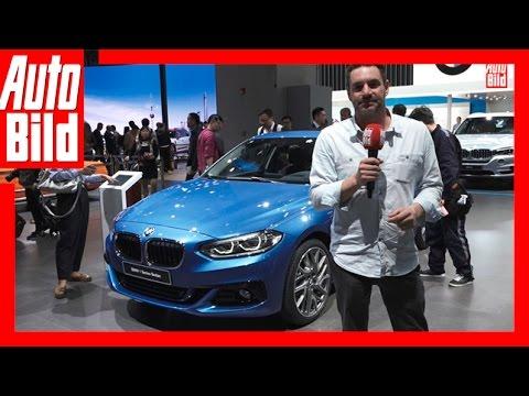 BMW 1er Limousine - 1er mal anders / Premiere / Neu