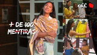 Un día con Alexandra Masangkay, Irene en 'Más de 100 mentiras'   Flooxer