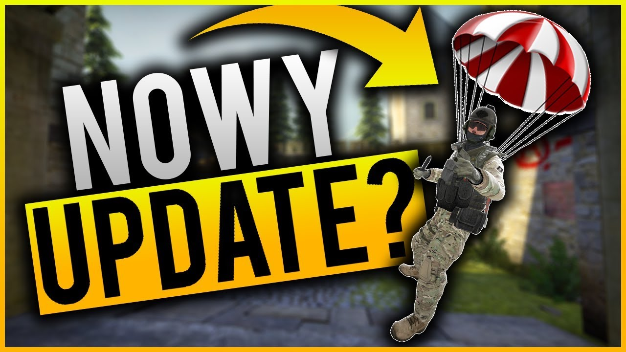 NOWY UPDATE W CS GO !! BATTLE ROYAL W CS:GO !!