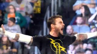 CM Punk 2011 Titantron/Last in WWE (MITB)-This Fire Burns HD