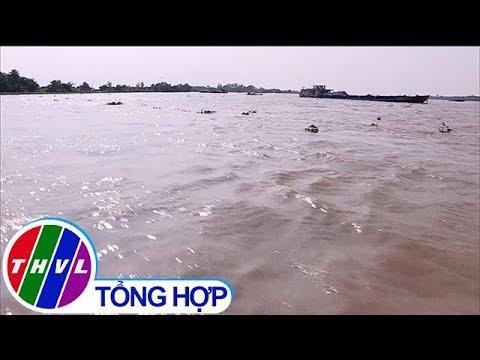 THVL | Sở NN & PTNT Vĩnh Long kiểm tra công tác ứng phó triều cường tại huyện Mang Thít