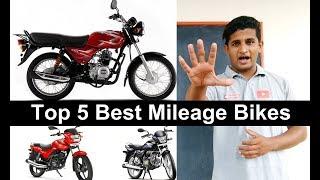 top 5 mileage bikes in india - Bajaj Ct100b - TVS Sport - Bajaj Platina-Tvs Star City-SplendorPro