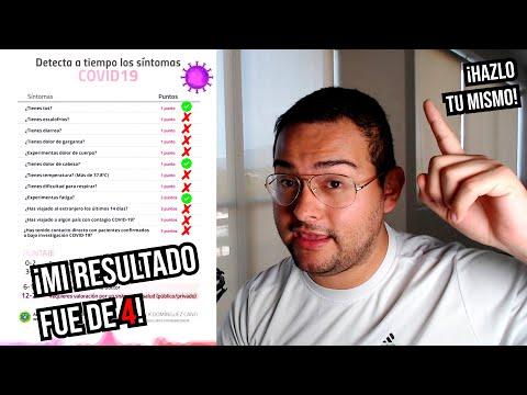 CORONAVIRUS: Detecta A Tiempo Los Síntomas De La COVID-19