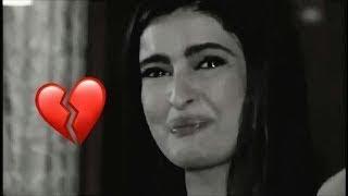 راح الزين .. توفى ابوها 💔