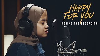Dibalik Proses Rekaman Happy For You - Lukas Graham feat. Hanin Dhiya