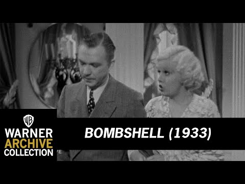 Bombshell (1933) – Get Out Of Here!