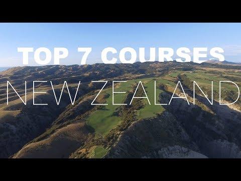 New Zealand Golf | Top 7 Courses | Cloud 9 Golf & Travel