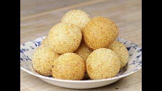 Sweet Kamote Buchi