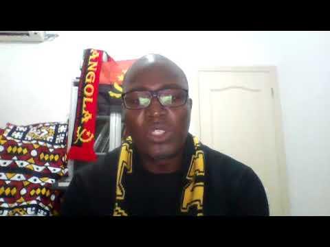 Oremos por Angola 1 - Ir. Afonso MALUNGO (Geração da Graça - Gospel)