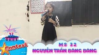 Biệt tài tí hon online | MS 32: Nguyễn Trần Băng Băng