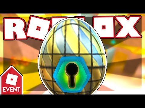 [EVENT] How to get the STAINED GLASS EGG | Roblox Egg Hunt 2018: The Great Yolktales