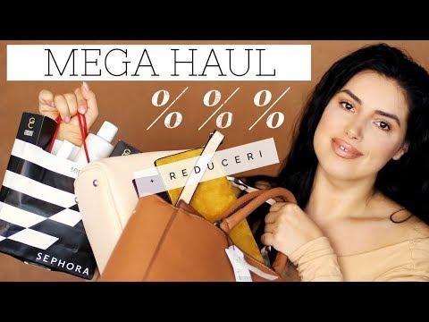 MEGA HAUL | + REDUCERI | Claudia Nita