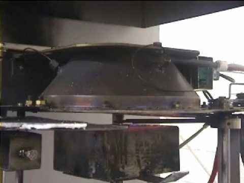 Fire Testing - Cone Calorimeter