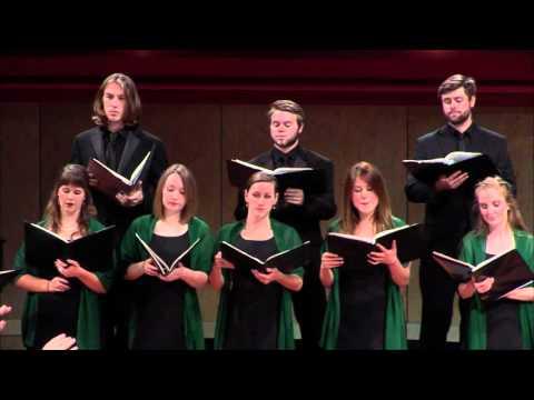 """UNT A Cappella Choir: Rheinberger - Mass in Eb, """"Cantus Missae,"""""""