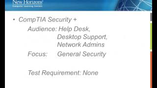 Webinar: Top 3 Info Security Certifications