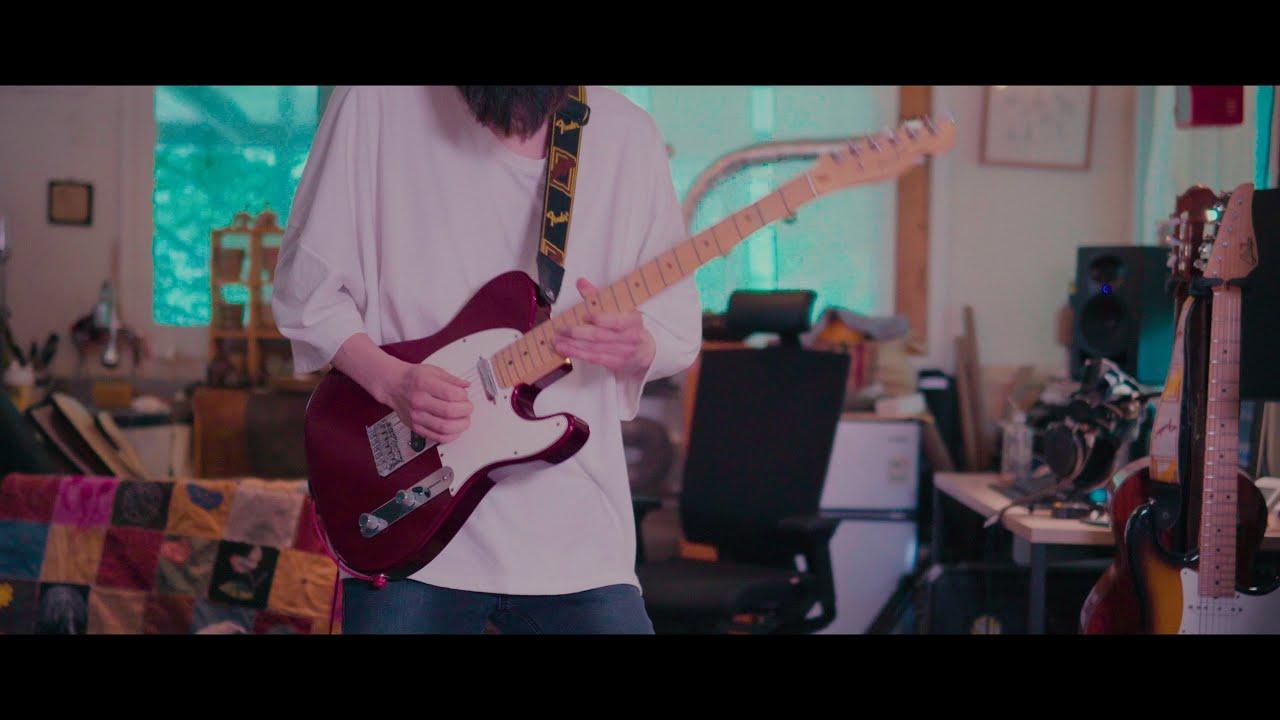 THORNAPPLE - 「Black Star」 / Guitar Cover (Outro)