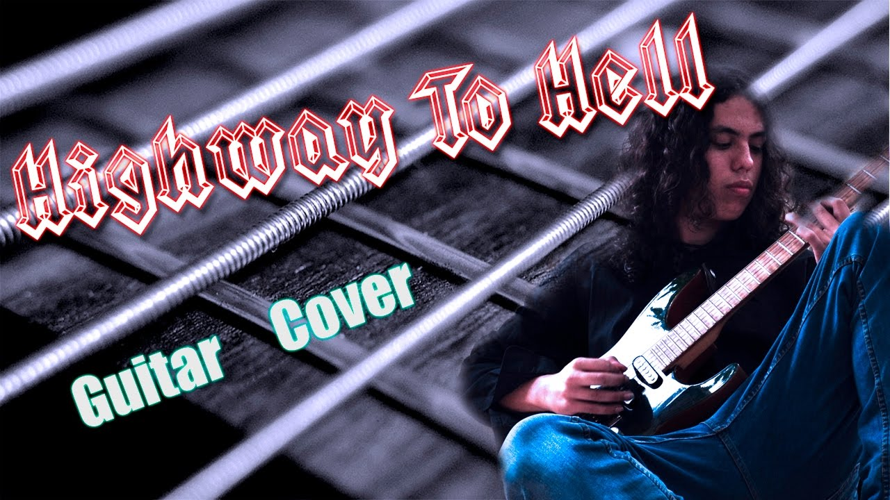 highway to hell guitar cover ccv music youtube. Black Bedroom Furniture Sets. Home Design Ideas
