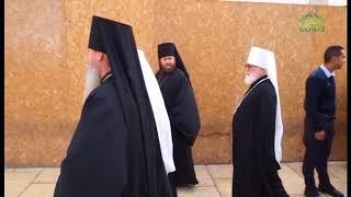 На святой земле состоялось празднование 170-летия основания Русской Духовной Миссии