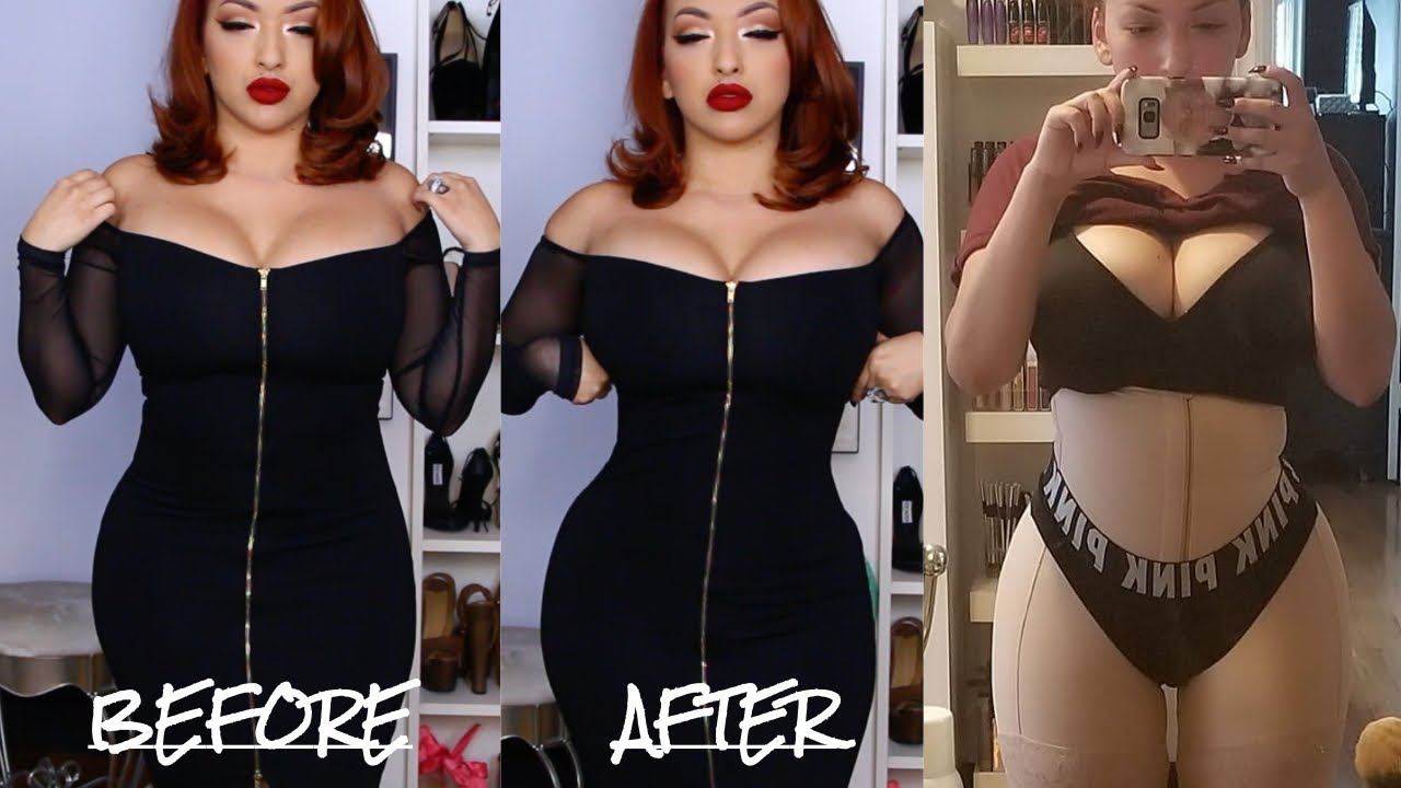 deb6ec1589 SHAPING YOUR BODY WITH SHAPEWEAR