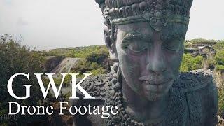 Download Video An epic adventure at Garuda Wisnu Kencana (GWK) Bali - Aerial Video by Skyrial MP3 3GP MP4